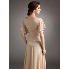 formal mother of the bride dresses mid length