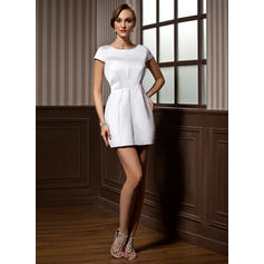 womens cocktail dresses with sleeves and pockets