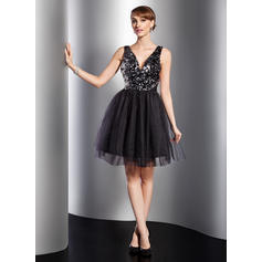 cocktail dresses black