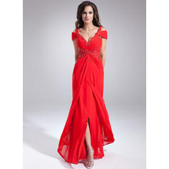 red short evening dresses uk