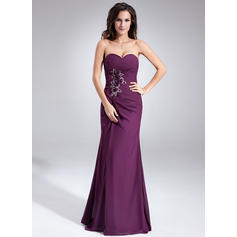 red evening dresses plus size