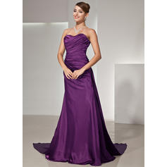 plus size evening dresses for apple shape