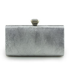 "Clutches/Wristlets Wedding/Ceremony & Party Tulle Snap Closure 7.48""(Approx.19cm) Clutches & Evening Bags"