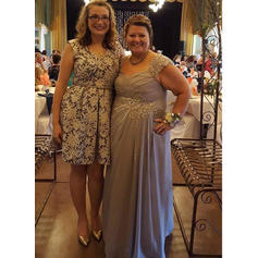 gold mother of the bride dresses with sleeves