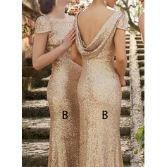 bridesmaid dresses black short
