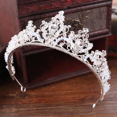 "Tiaras Wedding/Special Occasion/Party/Art photography Rhinestone/Alloy 14.17""(Approx.36cm) 2.76""(Approx.7cm) Headpieces"