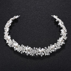 "Headbands Wedding Alloy 13.78""(Approx.35cm) 0.78""(Approx.2cm) Headpieces"