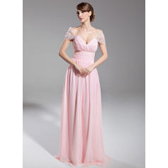 blush plus size evening dresses with sleeves