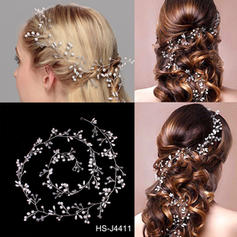 "Headbands Wedding Alloy 37.40 in (95cm) 1.97""(Approx.5cm) Headpieces"