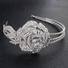"Tiaras Wedding/Special Occasion/Party Alloy 13.78""(Approx.35cm) 2.36""(Approx.6cm) Headpieces"