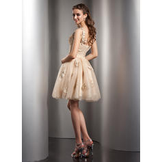 red short homecoming dresses