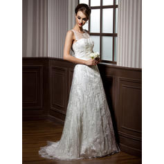 cheap ivory mermaid wedding dresses