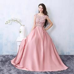 beautiful flowy prom dresses