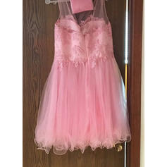 pink cocktail dresses for debutante