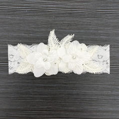 Garters Bridal Wedding Lace With Flower/Lace Garter