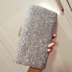 "Clutches Wedding/Ceremony & Party Alloy Delicate 8.67""(Approx.22cm) Clutches & Evening Bags"