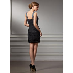 long cocktail dresses online india