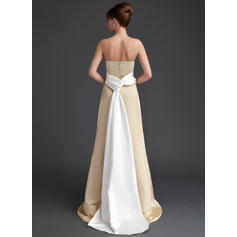 new long bridesmaid dresses