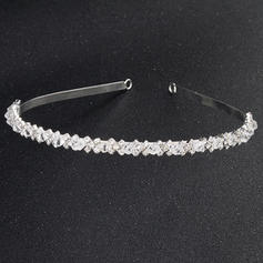 """Tiaras Wedding/Special Occasion/Party Crystal 0.20""""(Approx.0.5cm) Stylish Headpieces"""