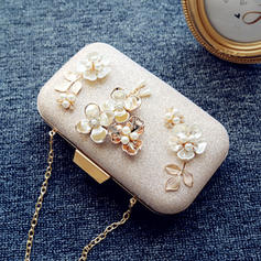"Clutches Wedding/Ceremony & Party PU Dreamlike 7.87""(Approx.20cm) Clutches & Evening Bags"