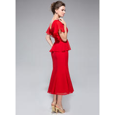 plump mother of the bride dresses