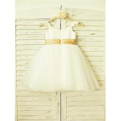 ivory and red flower girl dresses