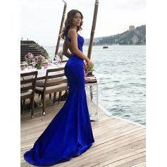 long prom dresses with pockets for women