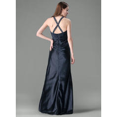 evening dresses for petites over 50