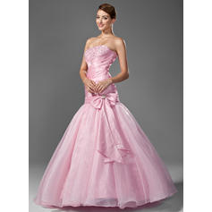 different types of long prom dresses