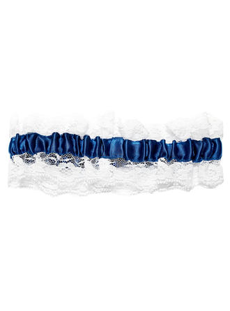Garters Women Wedding/Special Occasion Satin/Lace Hand wash only. Sorted with underwear./Color & Style representation may vary by monitor Garter