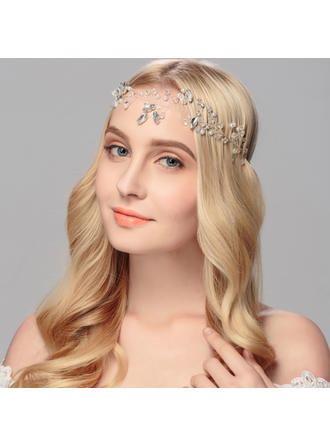 Forehead Jewelry/Headbands Wedding/Special Occasion/Party Alloy Elegant Color & Style representation may vary by monitor Headpieces