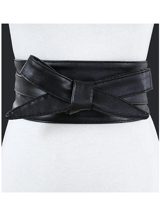 Women PU Belt Fashional Sashes & Belts
